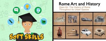 Soft Skills + Rome Art & History